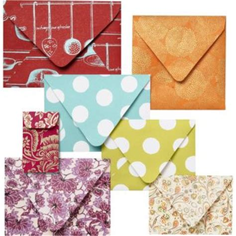 envelope template kit