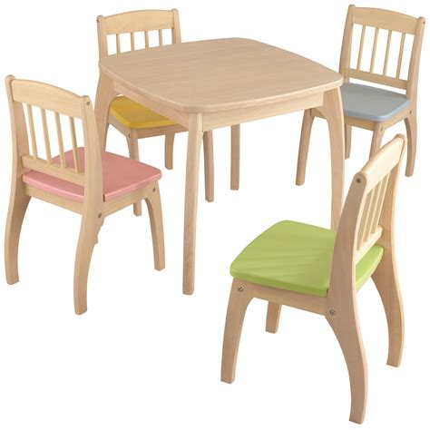 play table and chairs playtable with 4 chairs nest designs