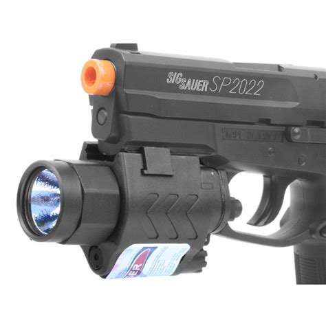 laser show swiss products swiss arms flashlight laser set black 187436 airsoft accessories at sportsman s guide