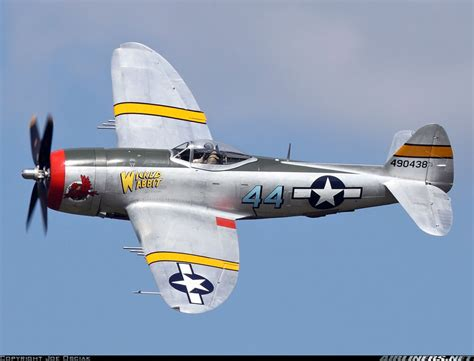 "WWII P-47D Thunderbolt 55""wing Scale RC Model AIrplane ... P 47d Thunderbolt"