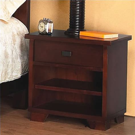 Cheap Nightstands by Cheap Modus Furniture 1 Drawer Nightstand