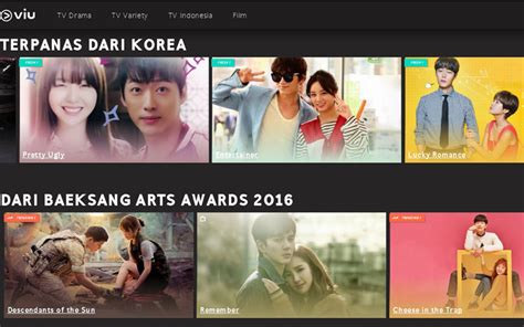 film korea romantis di viu menikmati drama korea melalui viu