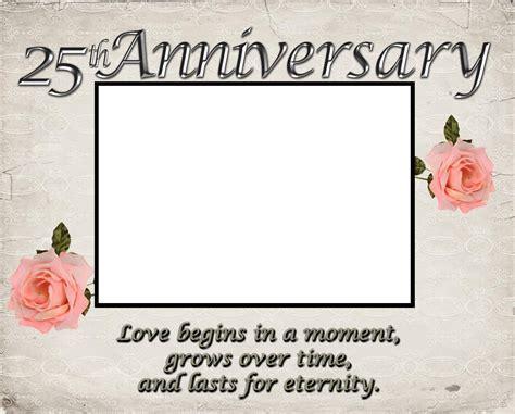 anniversary invitations : 25 Anniversary invitation