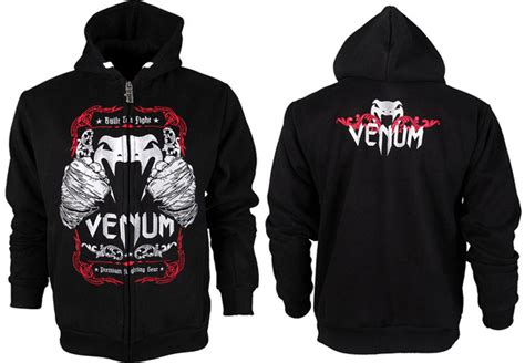 Hoodie Mma venum hoodies 2012 collection