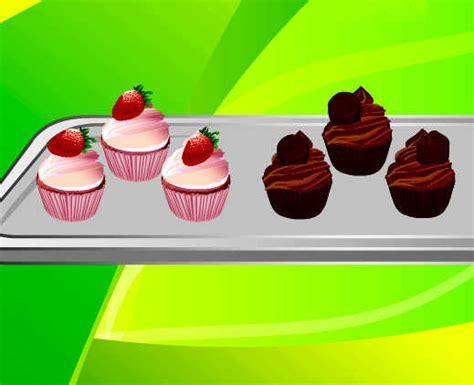 los juegos de cocinar juego de cocinar cupcakes juegos