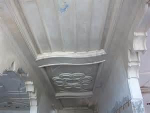 faux plafond pl 226 tre couloir platre