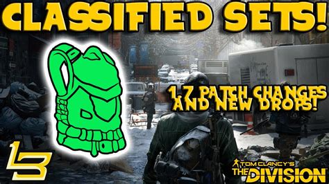 Gear Set R New 1 1 7 classified gear sets more the division