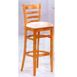 Maple Counter Stool by Maple Finish Bar Stool With Cushion Seat 4926 Co