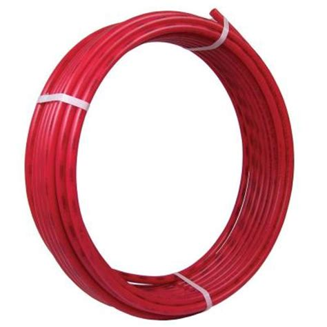 home depot pex sharkbite 1 2 in x 100 ft pex pipe u860r100 the