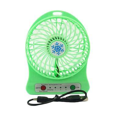 Ac Mini Portable Fan Hijau jual kipas angin mini harga murah bergaransi blibli