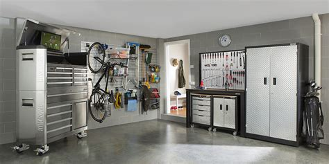 Garage Storage Ideas Bunnings Organise Your Garage With These 5 Simple Tips Bunnings