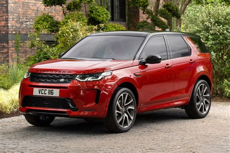 2019 Land Rover Discovery Sport by Land Rover Discovery Sport 2019 Ahora Con Motores Mild