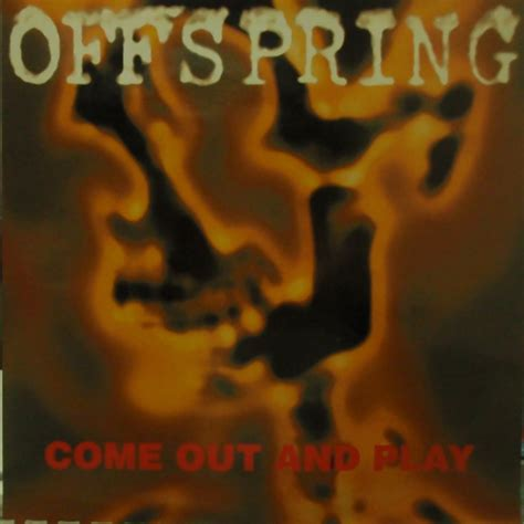 offspring come out swinging offspring come out and play epitaph 12inch vinyl record