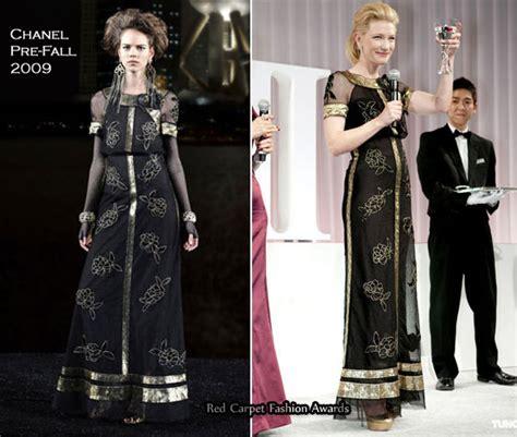 Catwalk To Carpet Cate Blanchett Carpet Style Awards by Runway To Skii 30th Anniversary Ceremony Cate Blanchett