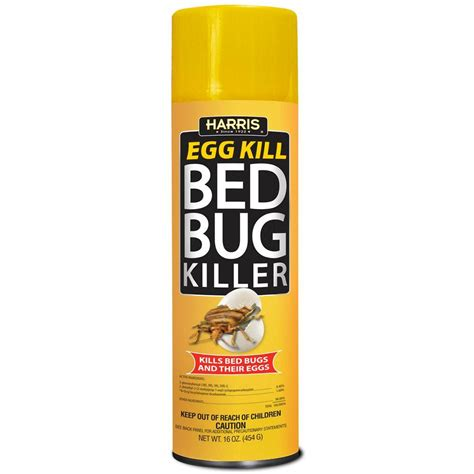 harris  oz egg kill bed bug spray egg   home depot sunscreen  tanning bed