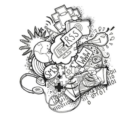 doodle bmx vaughan design illustration animation