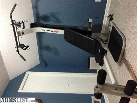 armslist for sale trade bowflex motivator 2 home