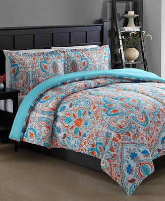 macy comforter sets clearance closeout julissa reversible 3 piece comforter set bed