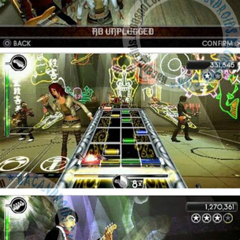 format game pada psp game psp rock band unplugged iso for emulator ppsspp