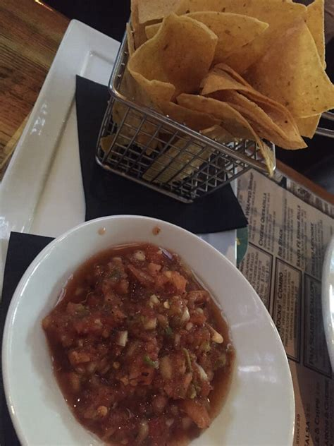 On The Rocks Garden Grove Chips Salsa Yelp