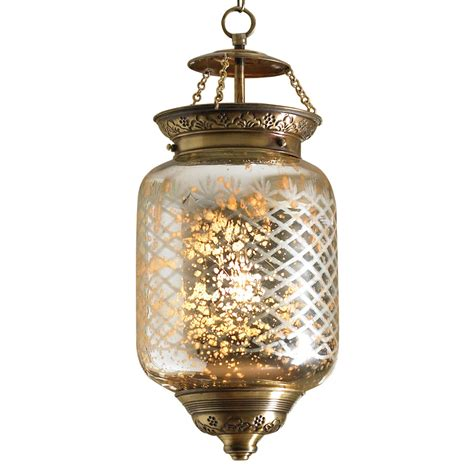 Antique Kitchen Island Lighting Shop Portfolio 18 In W Antique Gold Kitchen Island Light With Glass Shade At Lowes