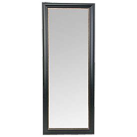 view 24 quot x 58 quot assorted framed floor mirrors deals at big lots