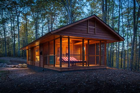 Luxury Cabin by Escape Luxury Rv Cabin Hiconsumption