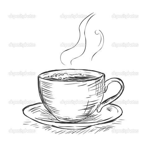 Coffee Mug Sketch   www.imgkid.com   The Image Kid Has It!