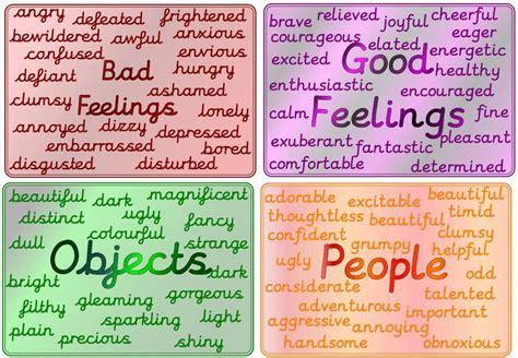 Adjectives Mat by Adjective Mats
