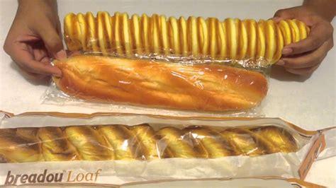 Squishy Bread Premium breadou bread loaf squishy