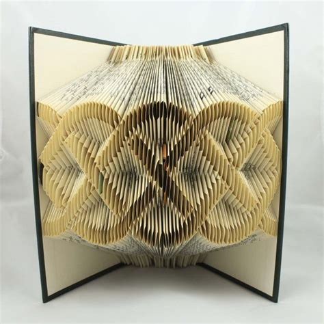 Folding Paper Books - best 25 folded book ideas on book