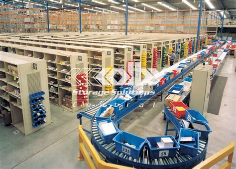 good warehouse layout case study products