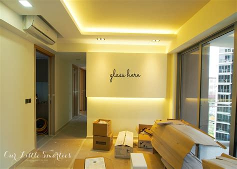 renovation lighting bartley residences renovation part 2 carpentry and lighting installation
