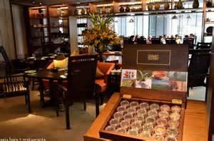 Floor To Ceiling Window Erawan Tea Room Authentic Thai Cuisine At Grand Hyatt