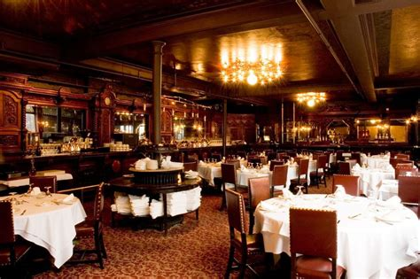 Boston S 12 Most Iconic Dining Rooms Eater Boston Boston Dining Rooms