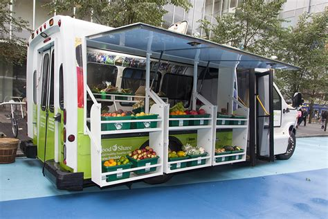 mobile food foodshare s new food trucks aim to give grocery stores