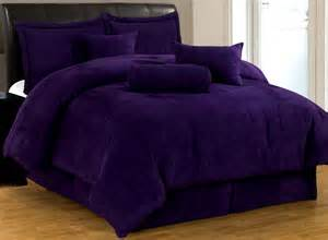 purple queen size bedding black and purple comforters queen size set 2017 2018