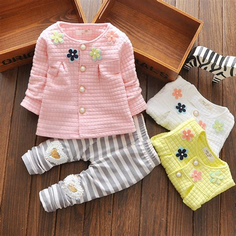 Cute Pattern Clothes | aliexpress com buy new baby autumn clothes for the baby