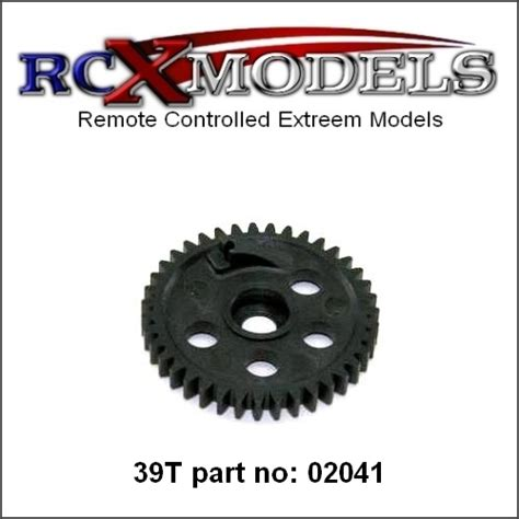 Hsp 02041 Diff Gear 39t Rc Hsp 1 10 Scale On Road Car Part 02041 39t replacement 2nd gear nitro hsp himoto on road car