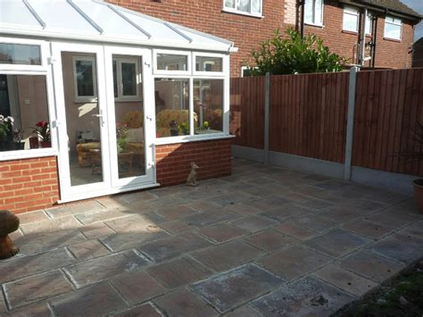 patios bennetts fencing and paving