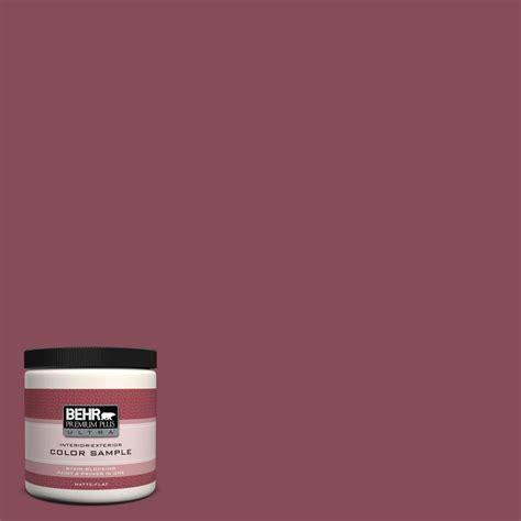 behr paint colors wine behr premium plus ultra 8 oz mq1 2 wine not matte