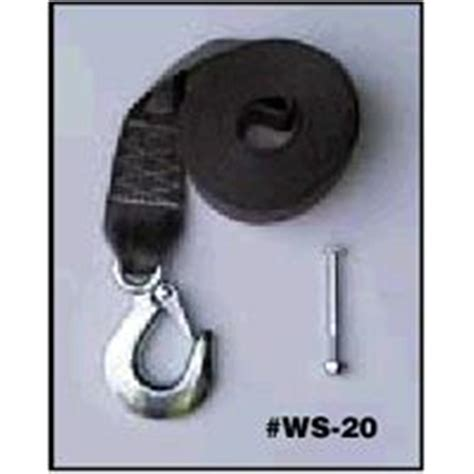 boat winch strap replacement replacement winch strap 5000 lbs 2 quot x25 53566 tongue