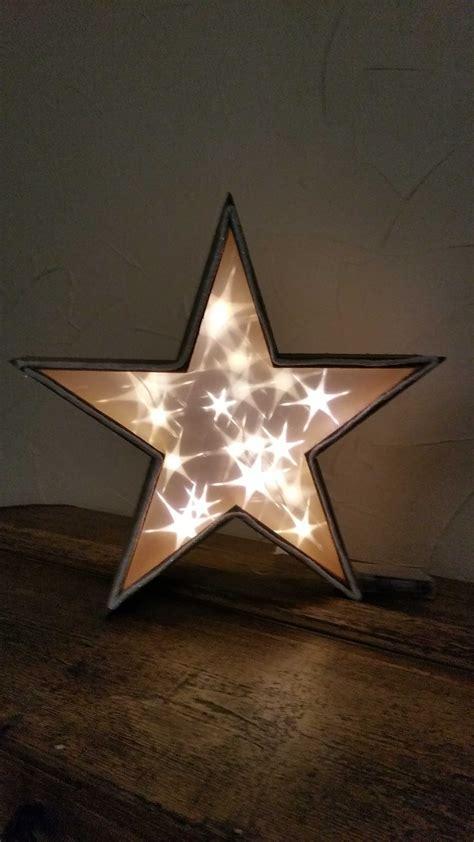 3d Weihnachtssterne Basteln by Leuchtender Weihnachtsstern Basteln Beleuchtung In 3d My Cms