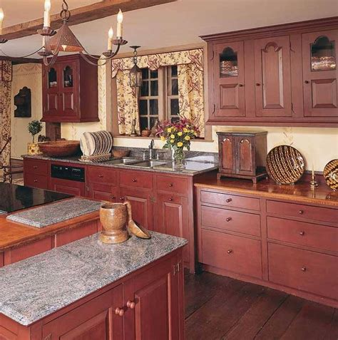colonial kitchen ideas 672 best primitive colonial kitchens images on country kitchens cottage kitchens