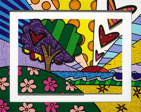 romero britto romero britto 2015 interview park west artists