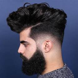 Curly Hairstyles Thick Hair Fade Haircut 40 Statement Hairstyles For With Thick Hair