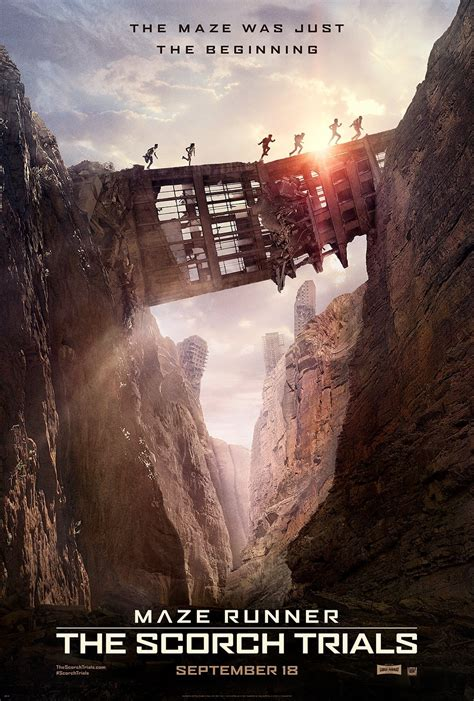 watch film maze runner 2 maze runner 2 character posters feature dylan o brien