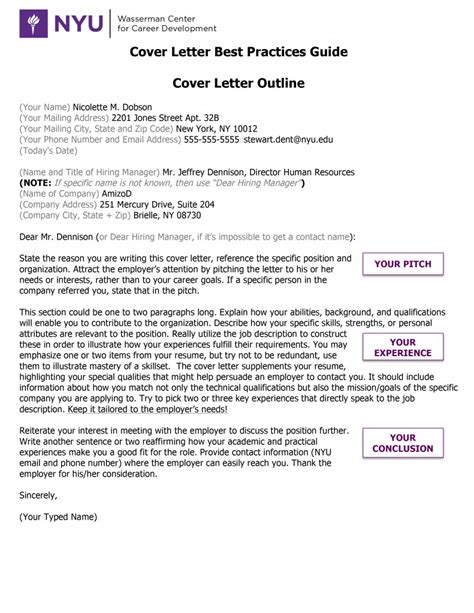 Nyu Mba Recommendations by Free Application Letters