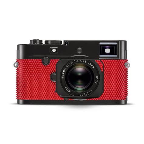 Kamera Leica M P special edition leica m i r 248 d nopret gummi digitalfoto dk