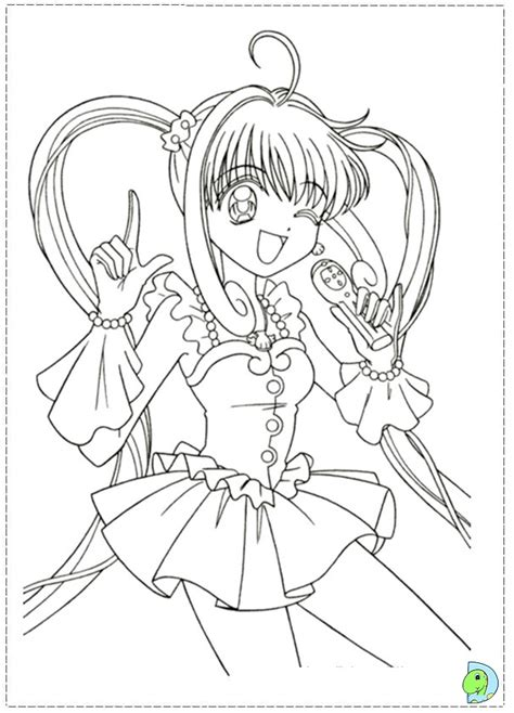 coloring pictures of mermaid melody mermaid melody coloring page dinokids org